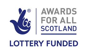 We are Awards for All Scotland Lottery Funded